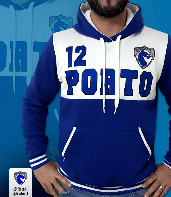 Loja Super Dragoes - Sweat c/ Capuz