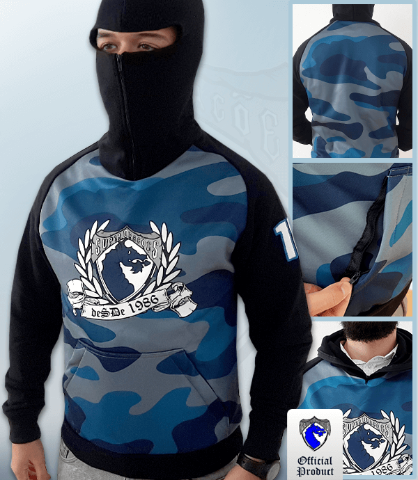 Loja Super Dragoes - Sweat ninja